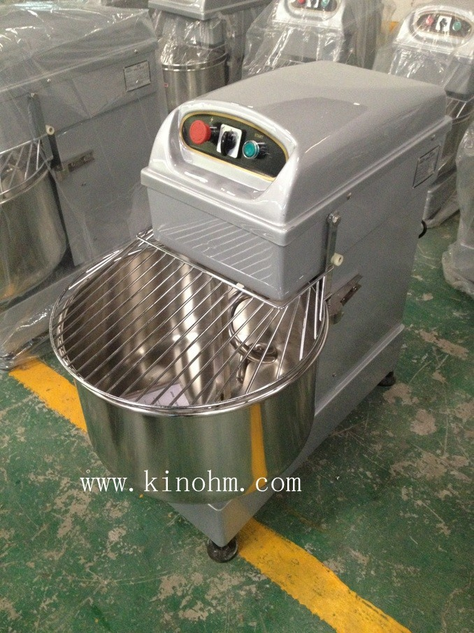 China factory Direct sale,40L,Double Motions double speed, food mixer,dough mixer,spiral mixer(China (Mainland))