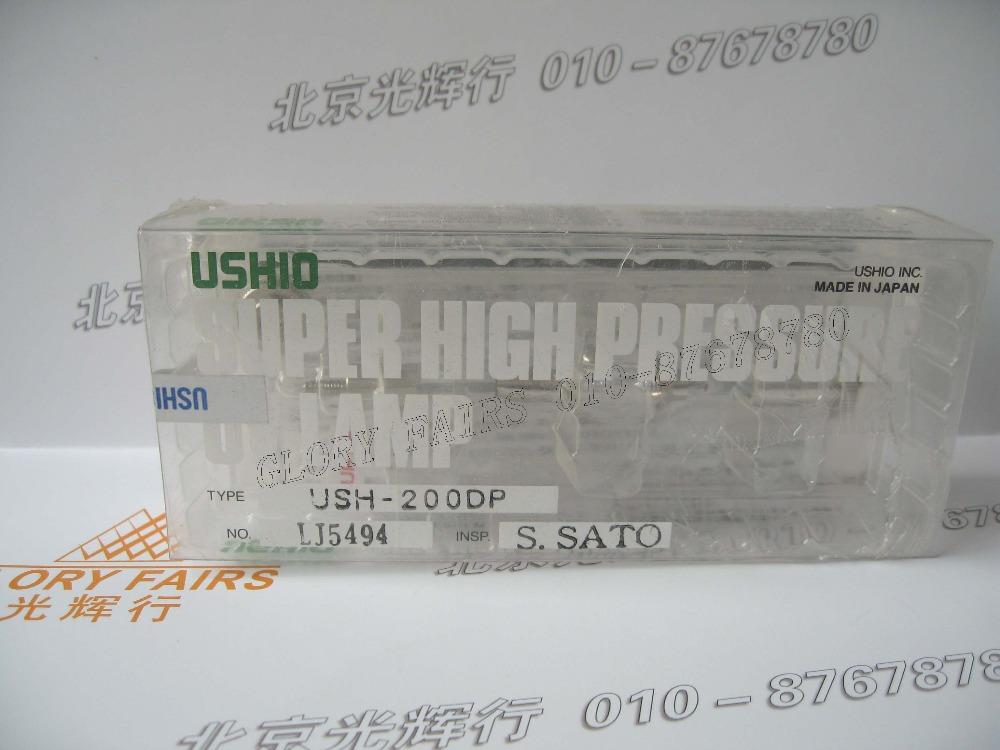 USHIO USH-200DP,200W super high pressure uv lamp,Fluorescence microscope Olympus AH2 8-B190,Light curing mercury arc bulb(China (Mainland))