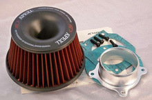 Apexi POWER INTAKE Universal DUAL FUNNEL high peformance air filter(China (Mainland))