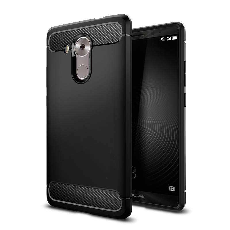 100% Original SGP Huawei Mate 8 Rugged Armor Case, Premium Drop Resistance Soft TPU Back Cover Cases For Huawei Mate8(China (Mainland))