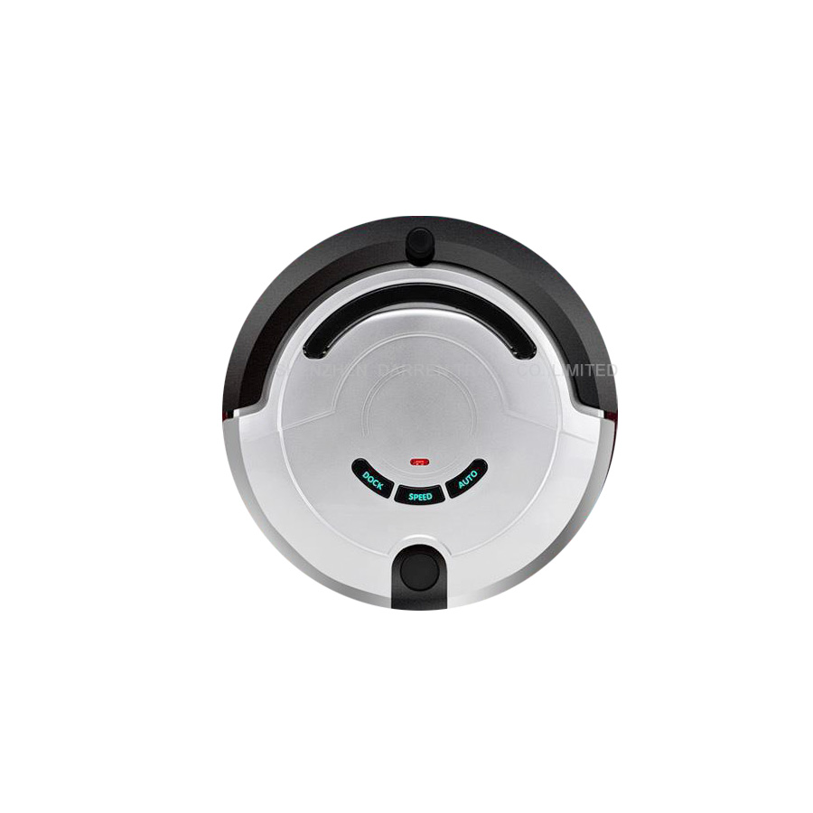 Freeshipping by DHL LATEST MINI Robot Vacuum Cleaner,intelligent Mop Robot Vacuum Cleaner for Home,Sensor,household cleaning(China (Mainland))