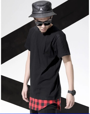 High Streetwear Oversized T Shirt Hip Hop Big And Tall