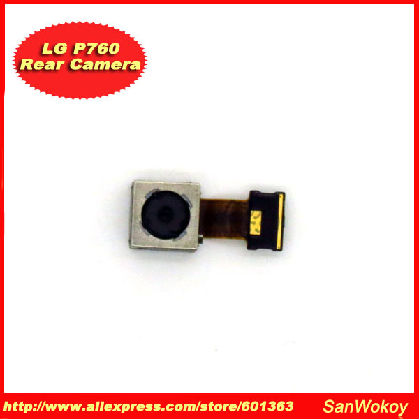 1PCS New Original Back Rear Camera Replacement for LG Optimus L9 P760 Free Shipping