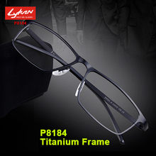2015  new fashion P8184 frame suit for men women eyewear accessories brand design OEM computer reading frame unisex high quality
