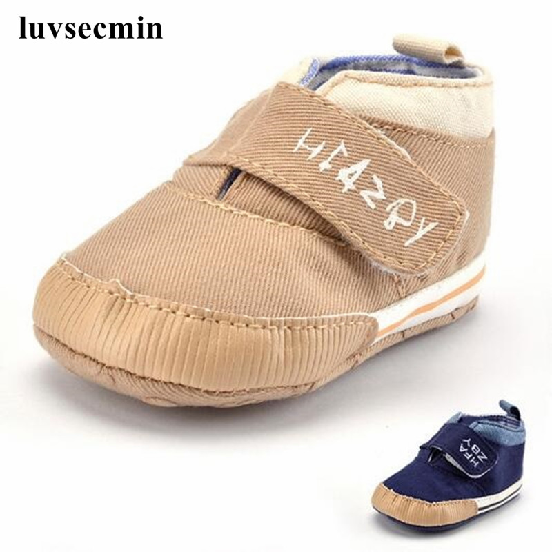 New Brand 2016 Baby Boy Shoes Fashion Cotton Newborn First Walkers Sapatos Bebe Casual Spring Autumn Winter Soft Bottom JW2024(China (Mainland))