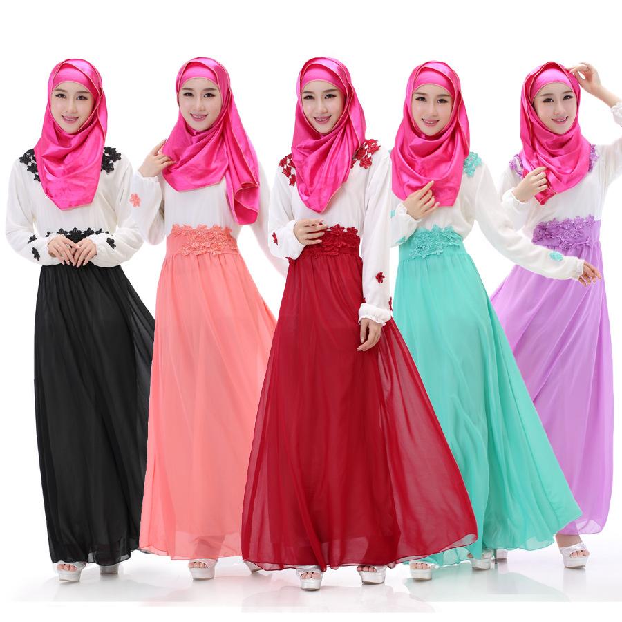 Lastest Fashion Trends Muslim Women Dress Code