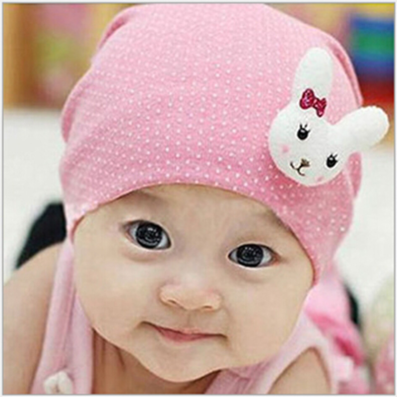 NEW 100% Cotton Hot Selling!!! 1piece Child hat Newborn cap baby kit lens cap Baby Cotton Cap Free shipping(China (Mainland))