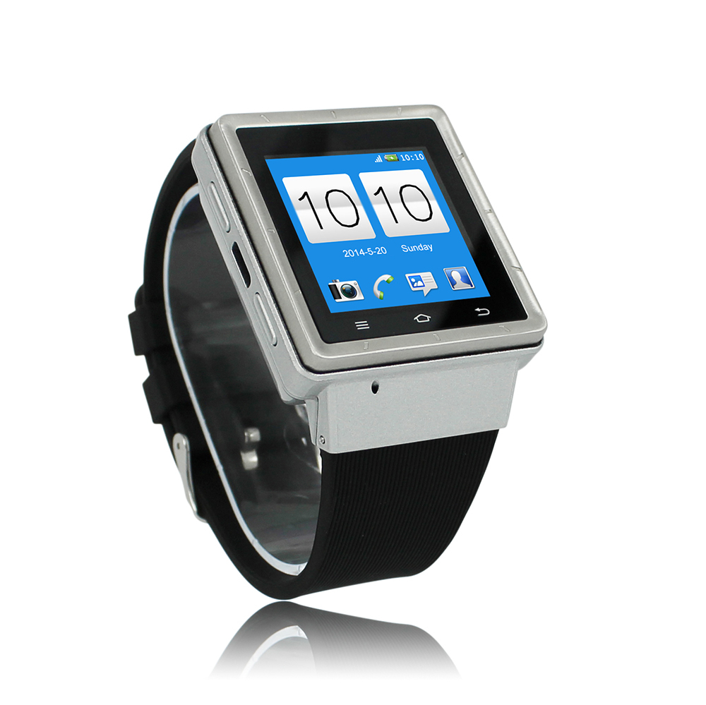 New ZGPAX S6 Unlocked Multi-functional Bluetooth Smart Watch with Android 4.04 with 8GB tf MTK6577 bluetooth watch for iphone<br><br>Aliexpress
