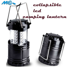 High Quality Ultra Bright Collapsible LED Lightweight Camping Lanterns Light For Hiking Camping Emergencies Hurricanes Outages(China (Mainland))