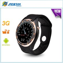 Buy Smart Watch I3 MTK6580 Android 5.1 3G Heart Rate Monitor passometer G-sensor Google Maps Wifi GPS Android iOS Phone PK KW88 for $104.54 in AliExpress store