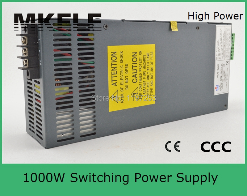 SCN-1000-13.5 high power manufacturer sale single output type 1000w safe package switch power supply 13.5v custom made(China (Mainland))