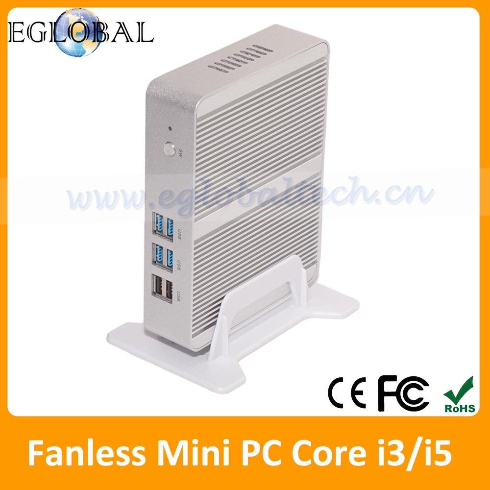 Free Shipping!Eglobal Mini PC with Celeron N3050 CPU Intel HD Graphics Computing Small Desktop NO RAM NO SSD Mini PCIE USB3.0(China (Mainland))