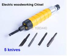 Envío gratis talla de las herramientas eje Flexible mango de pluma Grip carpintería cincel raíz carpintero buriles