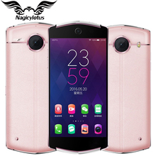 "Original Meitu V4s Mobile Phone 3GB RAM 128GB ROM Mito V4 MT6795 Octa Core 5.0"" IPS OGS Screen Dual 21.0MP FDD-LTE 2650mAh"