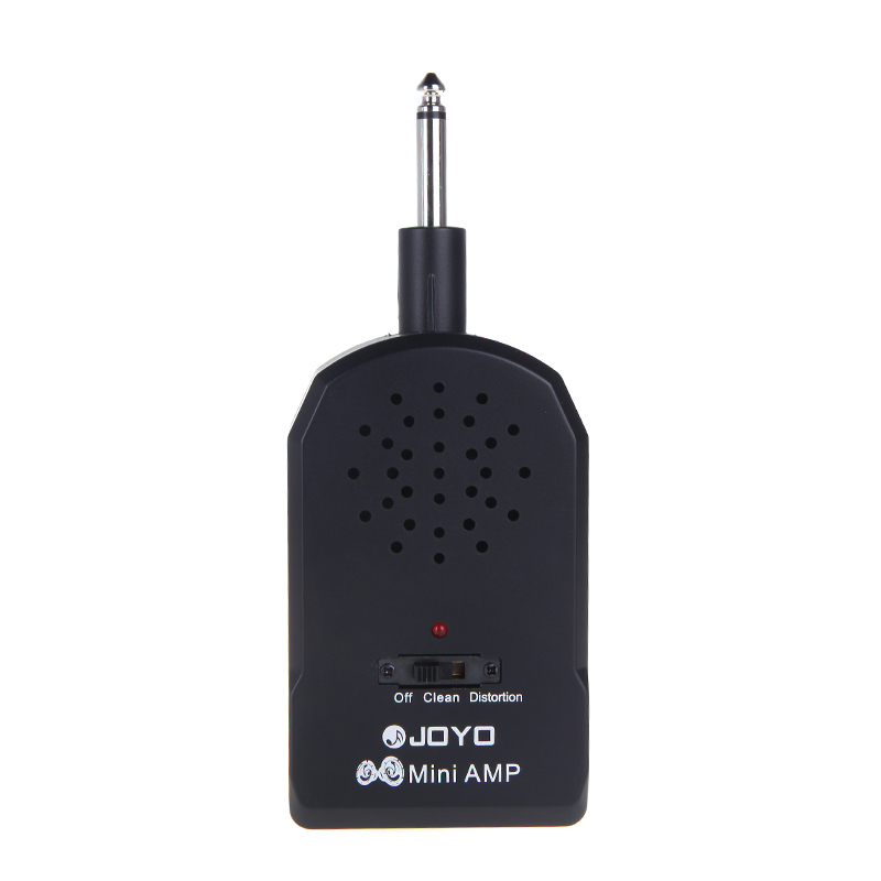 JOYO JA-01 Mini Guitar Amplifier AMP MP3 Input 3.5mm with Earphone(China (Mainland))