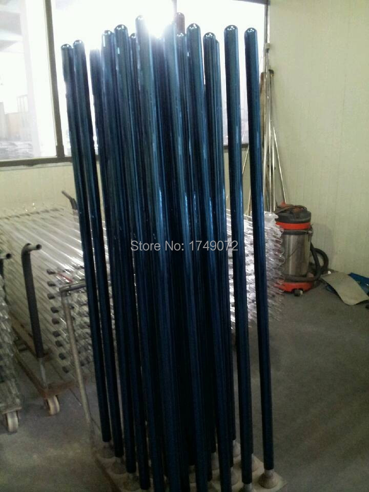 Solar water hearer Vacuum Glass Tube ,Evacuated Tubes (QAL-58*2000)(China (Mainland))