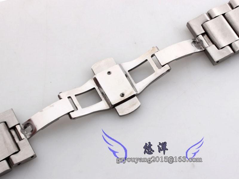 22 мм черный тяжелый нержавеющая сталь ремешок для часов ремешок ссылки браслеты для LG G часы R W110