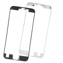 1000pcs/lot Original Black/White Front Frame Bezel For iphone 6S 6GS   Housing Parts ChromeHolder(China (Mainland))
