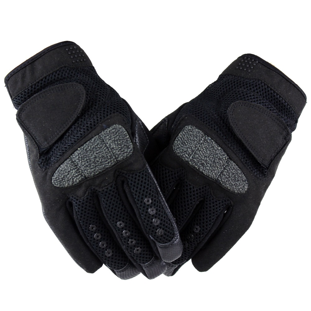 Mens leather gloves online india - Blackhawk Us Army Tactical Gloves Outdoor Sports Full Finger Combat Fitness Airsoft Luva Mittens Leather Gloves Men