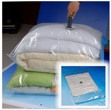 Get cheap 50*70/60*80/70*100 7wire Vacuum storage bag pillow qulit cloth compressed bag waterproof(China (Mainland))