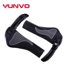 2016 Hot Sale top carbon handlebar road cycling mountain mtb bike bicycle lock-on handlebar cover handle bar end(China (Mainland))