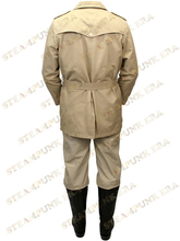 Full Length Steampunk coat Costume for Men