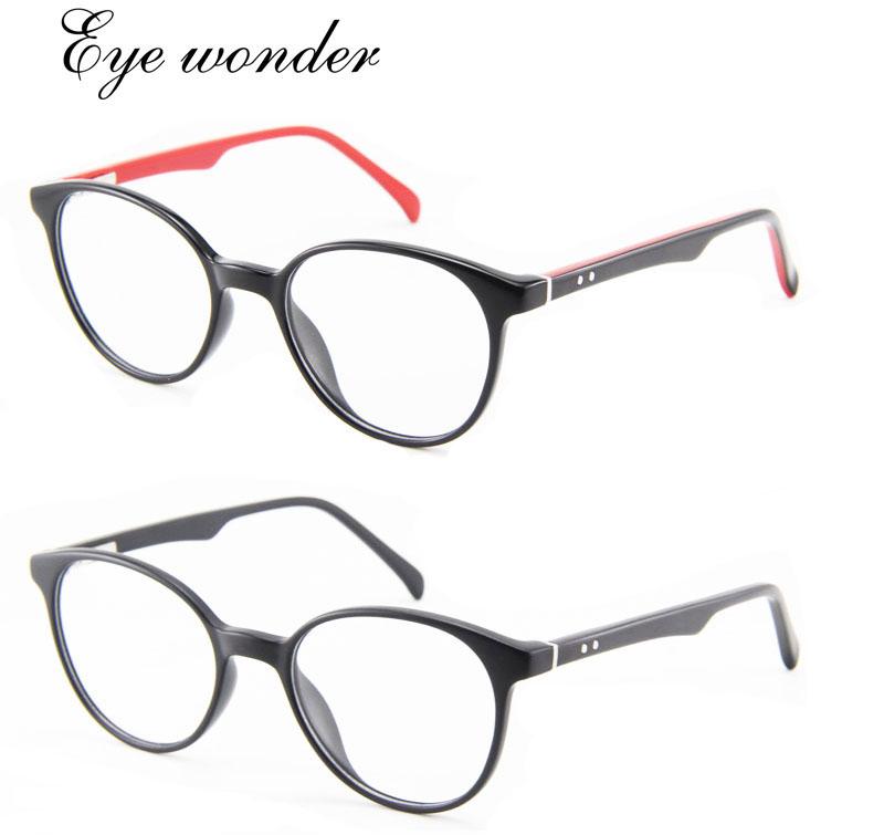 Eye Wonder Wholesale Men Women Retro Round Eyeglasses Frames & Optical Frames Lunettes Glasses(China (Mainland))