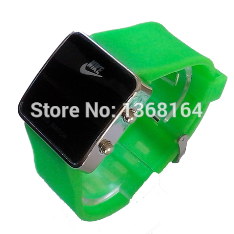 Factory price 2015 new men sports watches multifunction LED digital watch silicone military watch electronic Watches