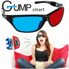 Buy Virtual reality glasses 3D Glasses Red Blue Lens Virtual Reality Video Movie Games Anaglyph Plastic Style 3D des lunettes G1 for $1.63 in AliExpress store