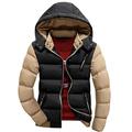 New 2016 Brand Winter Jacket Men Warm Down Jacket Casual Parka Men padded Winter Jacket Casual