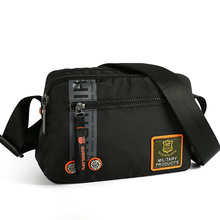 Multifunction Men's Messenger Canvas Bags 2016 Sports Waterproof Oxford Cloth Casual Travel Toolkit