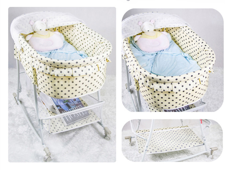 cheap swinging crib 3