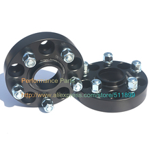 (2pcs/lot)  PCD 5X120 CB 72.6mm Forged Aluminum 20mm 25mm 30mm Wheel Spacer Adapter Black Color(China (Mainland))