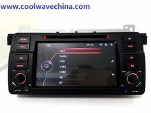 2din radio wince For BMW E46 M3(1998-2006) with WIFI Bluetooth Phonelink BT 1080P Ipod Map(China (Mainland))
