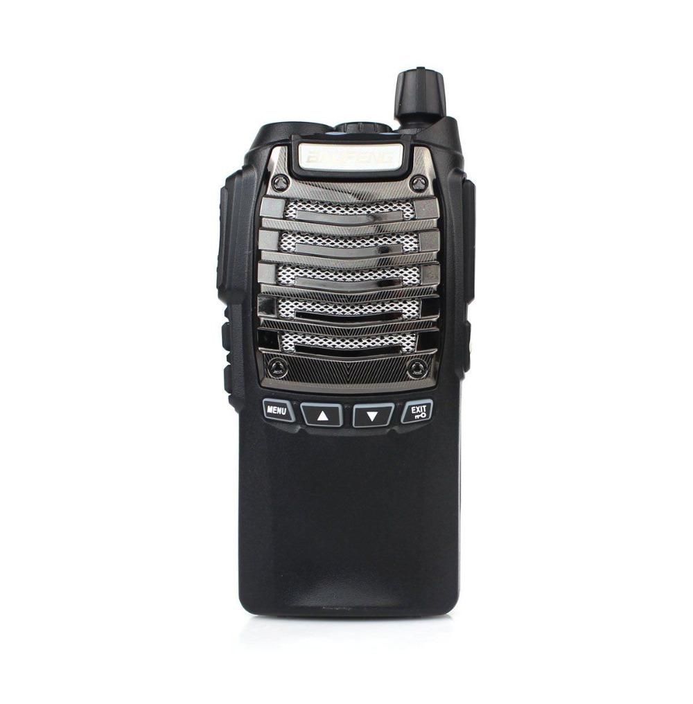 New Baofeng UV-8 Portable radio 128CH VHF/UHF 136-174MHz /400-520MHz Dual Watch Dual PPT Radio handy transceiver Amateur Radio(China (Mainland))