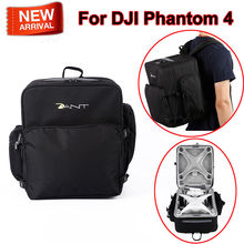 Free shipping! Shoulderbag Backpack Carrying Case For DJI Phantom 4 Drone Professional&Advanced