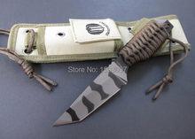 Strider HT cuchilla fija cuchillo de caza del cuchillo de caza táctico cuchillo plegable herramienta de mano 440 hoja del cuchillo de bolsillo EDC envío gratuito