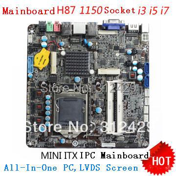 MotherBoard,Socket 1150,Form Factor:Thin Mini-ITX,Intel H87(China (Mainland))
