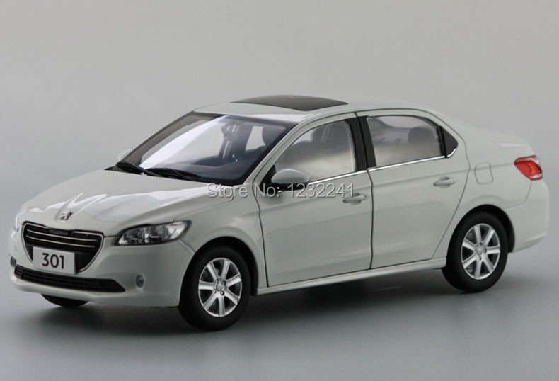 Free Shipping DIECAST MODEL,DEALER 1:18 China PEUGEOT,PEUGEOT 301,2013,Die Cast Alloy Car Model Toys Gift for Children(China (Mainland))