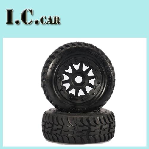 Фотография baja 5T 5SC new on road wheels and tyres for 1/5 HPI Baja 5T 5SC Parts Rovan KM(Rear)
