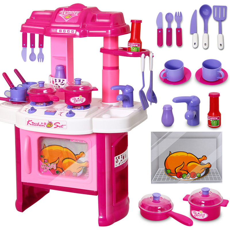 Toy sets for girls images for Kitchen set toys divisoria