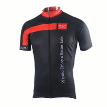 Buy 2016 Man Cycling Jersey Popular Bike Bicycle Short Sleeve Sportswear Cycling Clothing Black CD6008 for $12.74 in AliExpress store