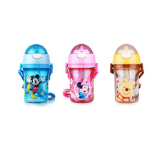400ml Baby Water bottle  without handle ,BPA Free,PP  Sippy cups leakproof straps infant babies learning cup