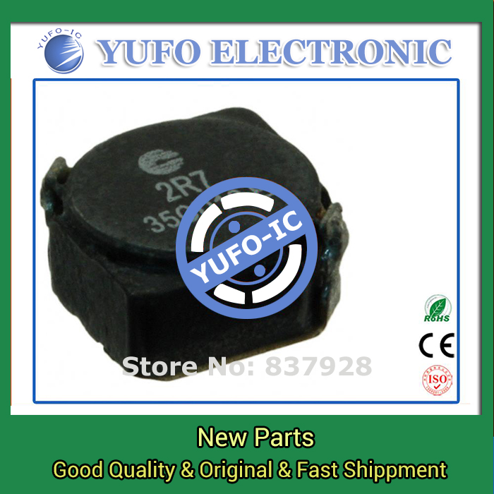 Free Shipping 10PCS SD6030-2R7-R original authentic [FIXED IND 2.7UH 4.08A 18 MOHM]  (YF1115D)
