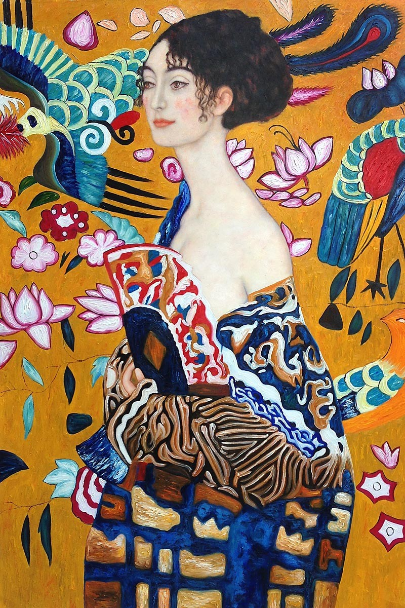 the controversial avant garde secessionist style of portraying women in the art of gustav klimt Most well known for his influence on gustav klimt and the avant-garde culture that developed in vienna the secessionist style was exhibited.