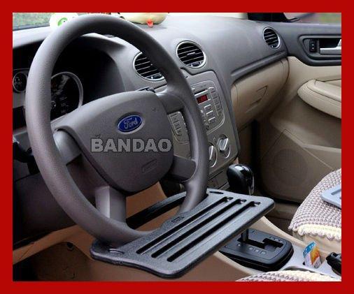 Suporte iPad карро автомобилей iPad штатив обеденный стол клип руль лоток держатель для напитков