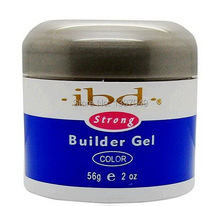 1pcs Nail IBD Gel Builder Nail Gel Pink Clear White Beauty Salon 2oz / 56g Strong UV Ge Nail Art false tips extension