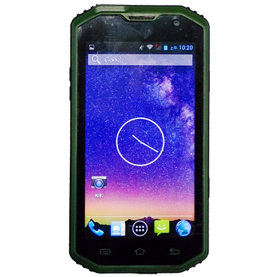 Hummer H8 Mobile Phone Waterproof Shockproof Dustproof MTK6572 Dual Core 5.0 inch GPS 3G Cell Phones Four colors In Stock(China (Mainland))