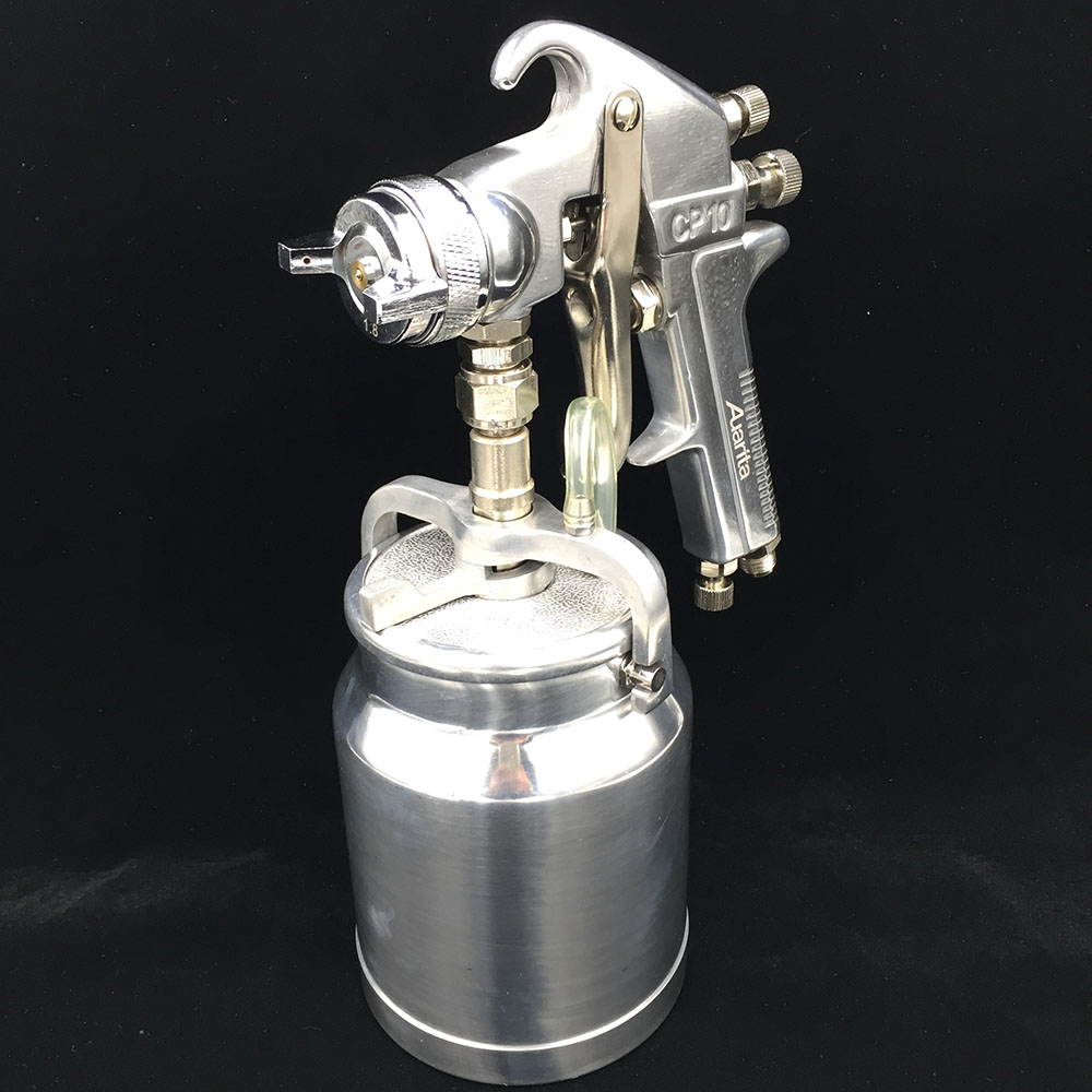 SAT0085 free shipping auarita high pressure car paint spray gun professional paint tools air sprayer tank<br><br>Aliexpress