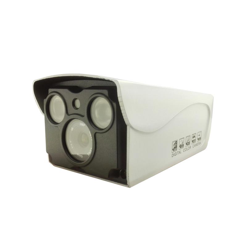 12V2A + 1.3MP HD 960P IR Outdoor Network IP Camera Onvif P2P 2 infrared lamps(China (Mainland))